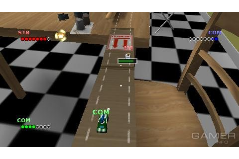 Micro Machines V4 (2006 video game)