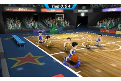 Sports Island 3D 3DS News | Reporting Gamer