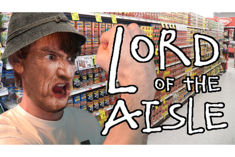 Lord of the Aisle | Indie Action Game - Gandalf the Senile ...