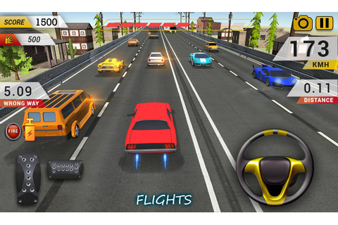 Highway Driving Car Racing Game : Car Games for Android ...