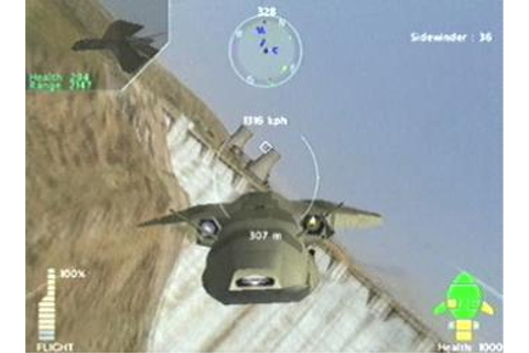 Screens: Dropship: United Peace Force - PS2 (43 of 58)