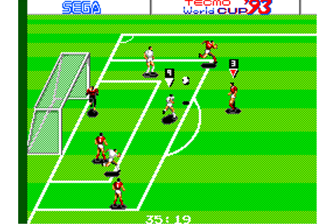 Tecmo World Cup '93 (Europe) ROM