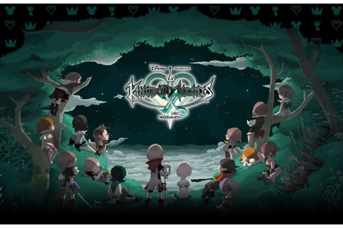 Kingdom Hearts χ (Video Game) - TV Tropes