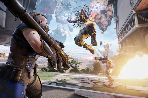 LawBreakers studio says it's moving on to other projects ...