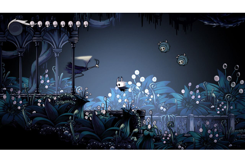 Hollow Knight | Animation Backgrounds | Game art, Video ...