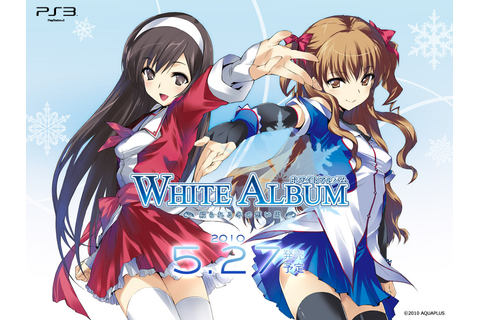 White Album | Helu's Gaming Diary