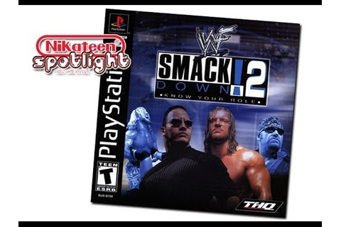 Spotlight Video Game Reviews - WWF SmackDown! 2: Know Your ...