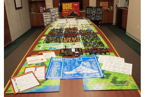 [Roger's Reviews] Ogre Designer's Edition: Big Beautiful ...