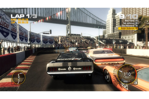 Race Driver Grid Game - Free Download Full Version For Pc