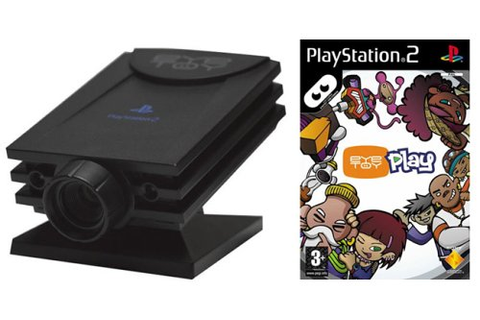 EyeToy: Play for PS2 Reviews | PS2 Games | Review Centre