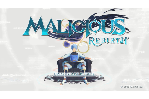 Malicious Rebirth to hit PS Vita – GameBounds