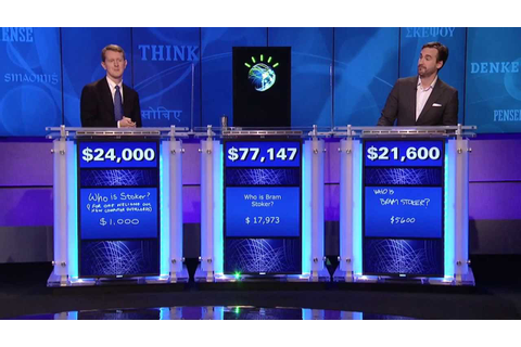 Watson and the Jeopardy! Challenge - YouTube