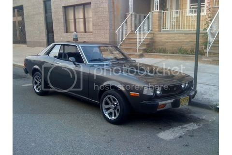 Back in the game!! :) 1977 Celica GT