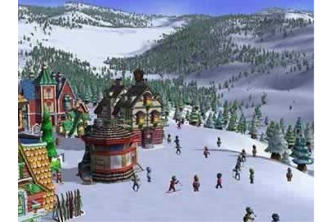 Ski Resort Extreme Game - Download and Play Free Version!