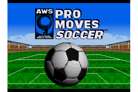 AWS Pro Moves Soccer Screenshots | GameFabrique