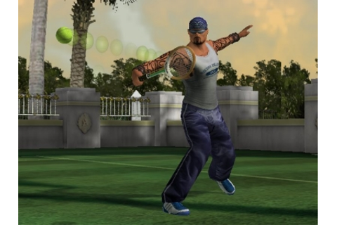 Outlaw Tennis - XB - Review