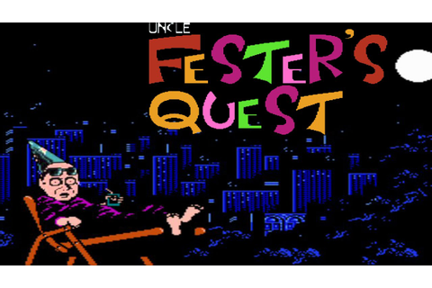 Uncle Fester's Quest ~ Potato on a rampage~ - YouTube
