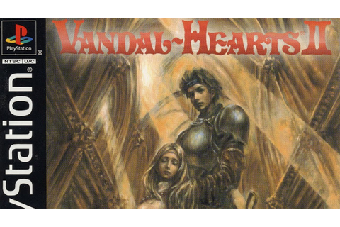 Classic Game Room - VANDAL HEARTS II review for ...