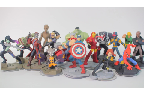 Disney Infinity: Marvel Super Heroes (2.0 Edition) review ...