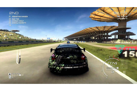 GRID Autosport Gameplay HD #1 - YouTube