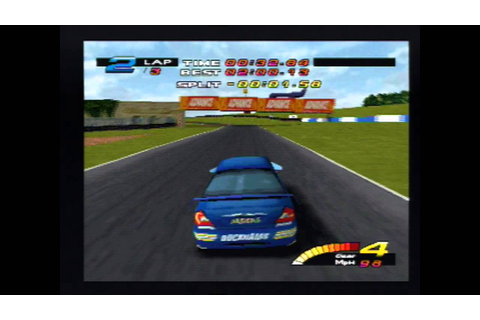 Toca Touring Cars Championship (Playstation Gameplay) PAL ...