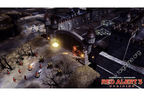 Command & Conquer: Red Alert 3 - Uprising - Download Free ...