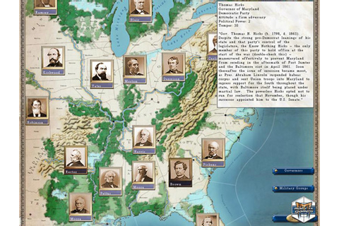 GameSpy: Forge of Freedom: The American Civil War, 1861 ...