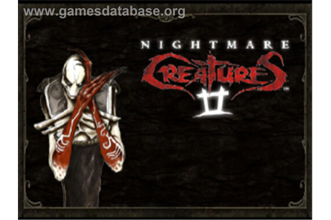 Nightmare Creatures II - Sony Playstation - Games Database