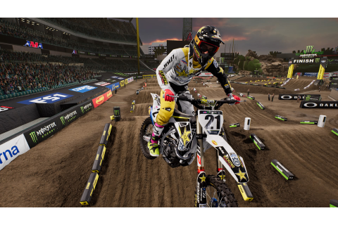 Monster Energy Supercross - The Official Videogame - PS4 ...