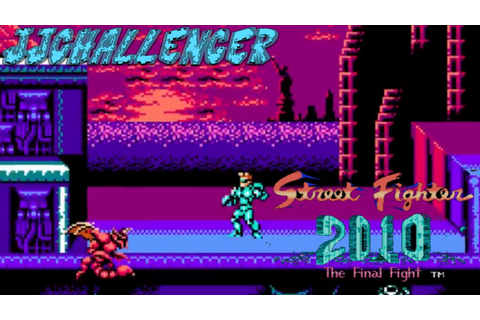 Street Fighter 2010: The Final Fight Part 1 JJChallenger ...