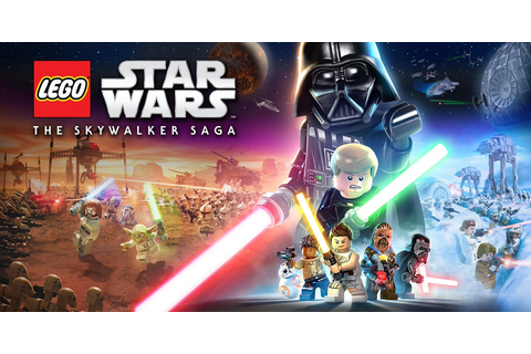 LEGO Star Wars: The Skywalker Saga has nearly 500 ...