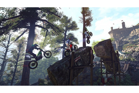 Buy Trials Rising [EU/RoW] PC Game | UPlay Download