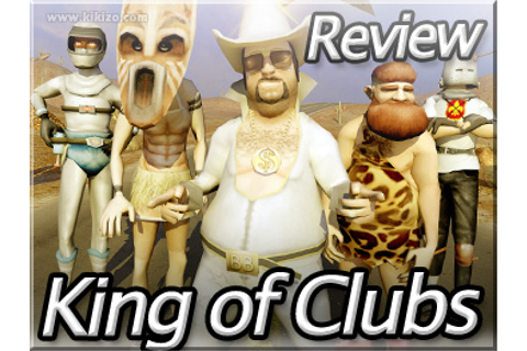 Kikizo | Review: King of Clubs (Golf game for PC, PS2, PSP ...