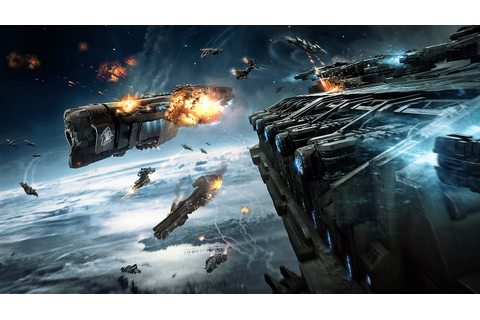 Dreadnought Enters Open Beta; New Trailer Released