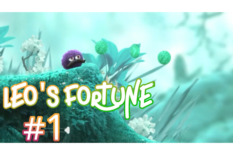 LEO'S FORTUNE GAME PLAY HD #1 [ Android and iOS] - YouTube