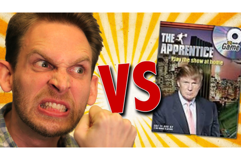 The Apprentice DVD Game Unboxing (HD) - YouTube