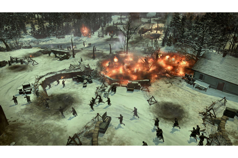 Company of Heroes 2: Ardennes Assault [Steam CD Key] for ...