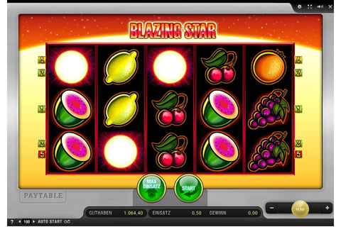 Blazing Star - Play Online Casino with up to 200€ Welcome ...