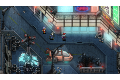 Cosmic Star Heroine releases on April 24 for PS Vita in ...