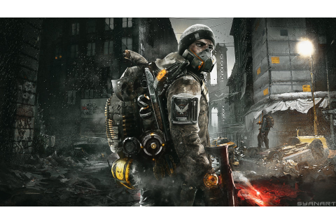 Tom Clancys The Division, Video games Wallpapers HD ...