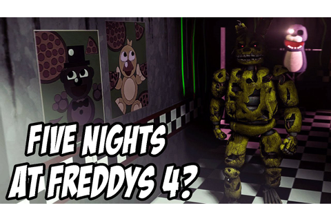 Five Nights At Freddys 4: Next Game Teased By Scott In ...