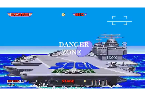 Top Gun - Danger Zone(Sega Genesis Remix) - YouTube