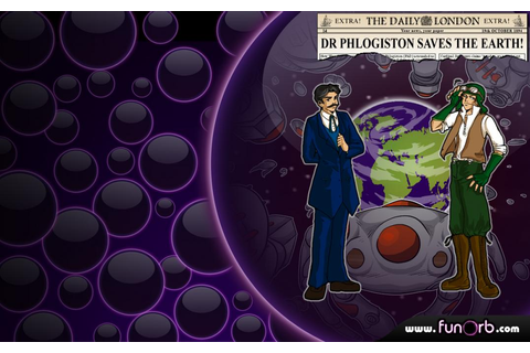 Image - Funorb dr phlogiston title 1280x800.jpg | FunOrb ...