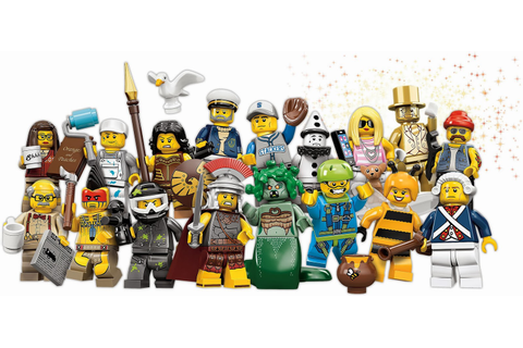 LEGO Minifigures Online | Game
