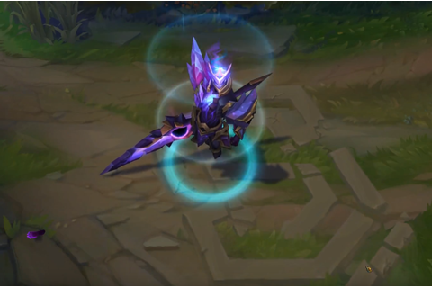 Dark Star Jarvan will be the Exemplar of Demacia's first ...