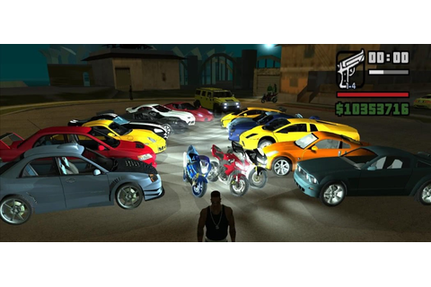 Multi Theft Auto San Andreas Game Server Hosting - Elite ...