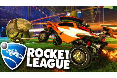 Rocket League Gameplay - 4v4 Multiplayer INTENSE Action ...