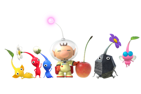 The New 3DS Pikmin Game Is A Bummer