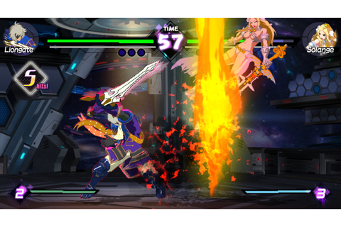 2D Fighter Blade Strangers Receives New Screenshots and ...