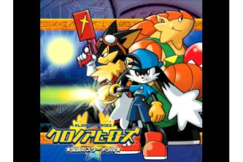 Sign of Hero - Klonoa Heroes Densetsu no Star Medal - YouTube